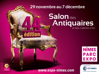 44 Salon antiquaires Nimes 2014.jpg